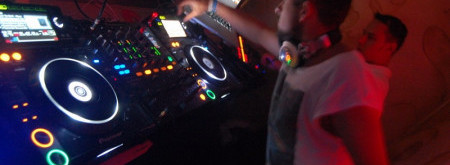 guest dj Richie Carrere from Pacha London