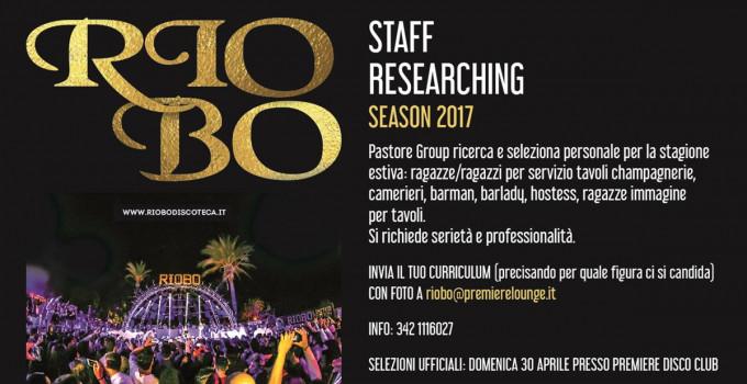 Ricerca Staff RIOBO